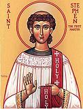 Первомученик и архидиакон Стефан