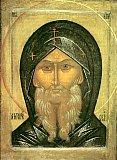 Преподобный Антоний Великий.