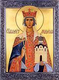Мученица Людмила, княгиня Чешская