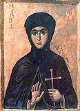 Феодосия Константинопольская