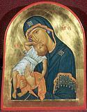 Икона Божией Матери ''Взыграние''