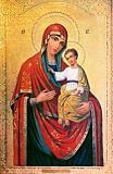 Икона Божией Матери Гербовецкая