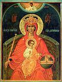 Икона Божией Матери Державная