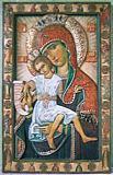 Икона Божией Матери Киккская.