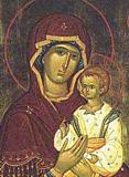 Икона Божией Матери Пименовская.