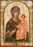 Икона Божией Матери Смоленская