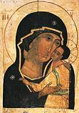 Икона Божией Матери Толгская.