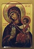 Икона Божией Матери ''Тучная Гора''.