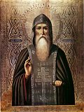Преподобный Нил Столобенский.