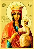 Ченстоховская икона Божией Матери