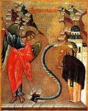 Чудо Архистратига Михаила в Хонех