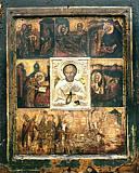 Великорецкая икона свт. Николая Чудотворца