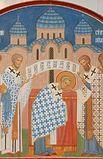 Поставление во епископа свт. Николая