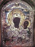 Ктиторская чудотворная икона Божией Матери