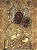 Икона Божией Матери «Ктиторская»