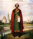 Мученик князь Роман Рязанский