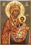 Суморинская-Тотемская икона Божией Матери