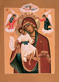 Икона Божией Матери Достойно есть (Милующая)