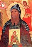 Преподобный Алипий, иконописец Печерский