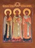 Собор вселенских учителей и святителей Василия Великого, Григория Богослова и Иоанна Златоуста