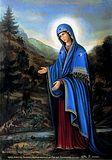 Пюхтицкая икона Божией Матери, именуемая «У источника».