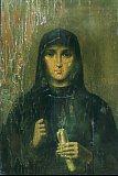 Преподобная Евдокия Московская.