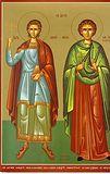 Мчч. Иулиан  Тарсийский и Никита Нисиросский