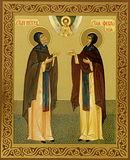 Благоверные князь Петр и княгиня Феврония.