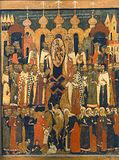 Происхождение (изнесение) Честных Древ Животворящего Креста Господня.
