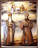 Святители Ростовские Иаков и Димитрий