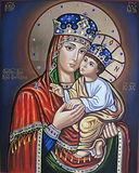 Киево-Братская икона Божией Матери.