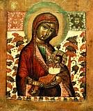 Икона Божией Матери ''Млекопитательница''