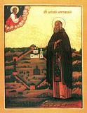 Преподобный Антоний Леохновский.