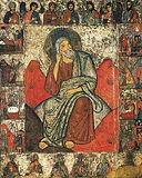Илия пророк с житием