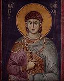 Мученик Вакх Римлянин