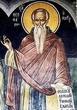 Преподобный Феофан исповедник