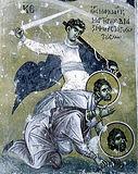 Святые мученики Маркиан и Мартирий.