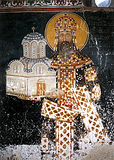 Святой Стефан Милютин.