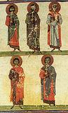 Мученики Акиндин, Пигасий
