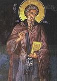 Преподобный Лазарь Иконописец