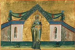 Преподобный Иоанн Поливотский