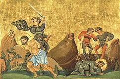 Священномученик Феопемпт и мученик Феона волхв