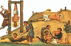 Мученики Васс, Евсевий, Евтихий и Василид