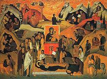 Успение преподобного Ефрема Сирина