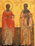 Священномученик Харалампий, святитель Модест Иерусалимский