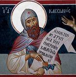 Преподобный Иоанн Кассиан Римлянин.