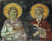 Мученики Кандид и Кирион