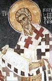 Святитель Кирилл Иерусалимский.