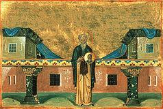Преподобный Никита Мидикийский