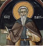 Преподобный Платон Студийский